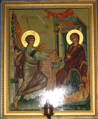 Annunciation | Definition of Annunciation by Merriam-Webster