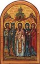 Martyrs of the Kvabtakhevi Monastery  in Georgia