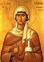 Greatmartyr Anastasia the (Deliverer from Potions)