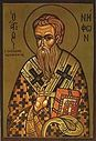 St Niphon the Bishop of Cyprus