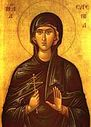 Nun-Martyr Eugenia of Rome