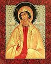 Virginmartyr Martha in Egypt