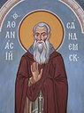 Venerable Athanasius the Abbot of Syandemsk, Vologda