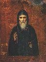 Venerable Macarius of Zhabyn the Wonderworker