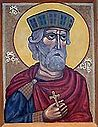 Martyr Archil II the King of Georgia