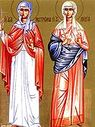 Martyr Matrona of Thessalonica (304)