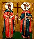 Equal-to-the-Apostle SS Constantine and Helen