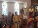 Visit by Bishop Michael - Saturday, July 17, 2010