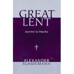 Great Lent, Journey to Pascha