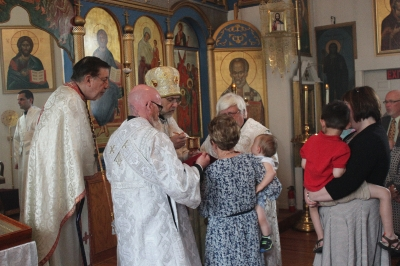 Visit by Abp. Michael_52
