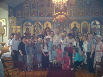 Visit by Abp. Michael_2