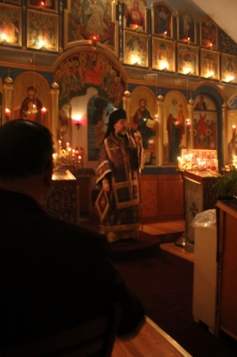 Liturgy of the Presanctified Gifts with His Grace Bishop Michael_3